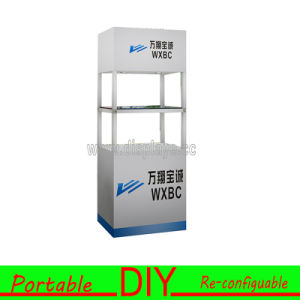 Custom Portable Modular DIY Trade Show Exhibition Advertising Display Equipment pictures & photos