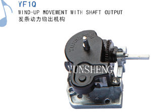 Music Movement Wind-up Movement with Shaft Output (YF1Q) E pictures & photos