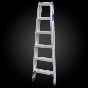 """A"" Frame Folding Portable Aluminum Step Ladder pictures & photos"