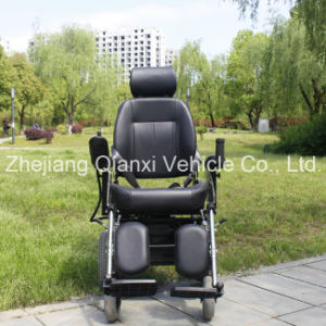 Cheap Electric Wheelchair for Disabled Xfg-104FL pictures & photos