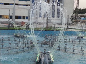 2015-32015 Music Fountain in Olympic Center, Cairo pictures & photos