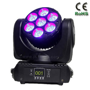 RGBW 4in1 LED Moving Head Stage Light pictures & photos