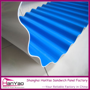 Translucent PVC Cool Roof Tiles Customized pictures & photos