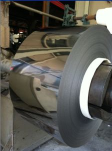 Cold Rolled Ba Stainless Steel Strip (410) pictures & photos