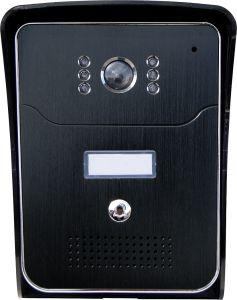 4 Inch Hands Free Color Video Door Phone pictures & photos