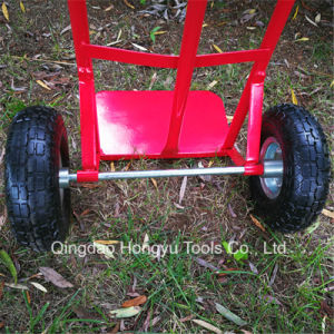 Metal Trolley pictures & photos