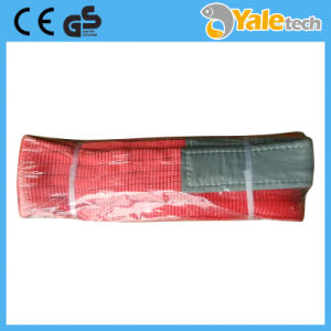 CE and GS 100% Polyester Round Lifting Webbing Sling pictures & photos
