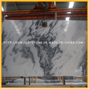 Polished New White Marble Tiles for Kitchen/Bathroom Floor and Wall pictures & photos
