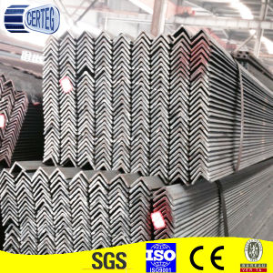 Light Weight Mild Steel Hot Rolled Angle Bar 25X2mm pictures & photos