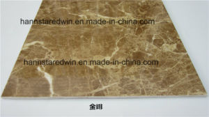 3D Marble PVC Sheet for Interial Decoration/Imitation Marble Sheet pictures & photos