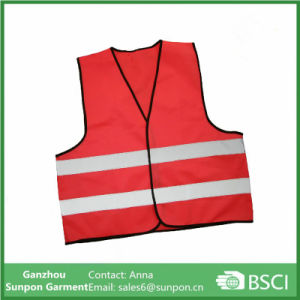 Printed Security Hi Vis Vests Delivered pictures & photos