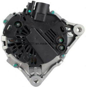 Alternator for Citroen C2, C3, C4, Peugeot 307, 437409, 0986048911, Ca1665IR, 229123802, 12V 90A pictures & photos