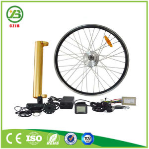 Jb-92q 26 Inch 36V 250W Front Brushless DC Electric Bike Conversion Kit with Battery pictures & photos