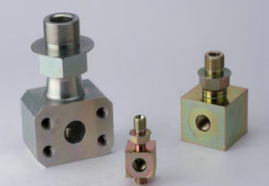 Special Forging Steel Hydraulic Valve Block Flange pictures & photos