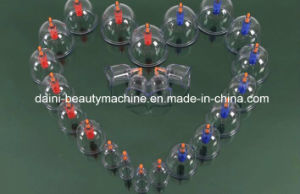 Vacuum Cupping Acupuncture Massage Suction Cup Beauty Equipment pictures & photos