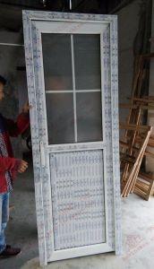 Professional Manufacturer of UPVC Toilet Door (BHP-CD30) pictures & photos