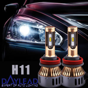 H11 LED Headlight Bulb/H8 H9 Lumileds Chip Low Beam Fog Light pictures & photos