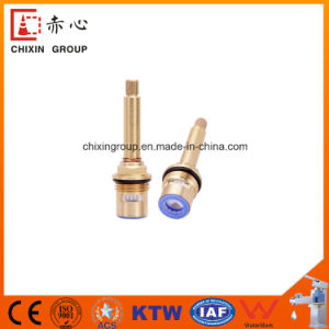 40mm as Good as Kcg Faucet Cartridge with Brass Lever pictures & photos