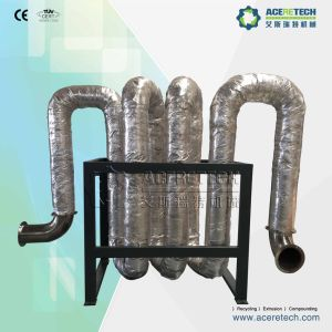 Recycling Washing Dewatering Machine Hot Air Pipe Dryer pictures & photos
