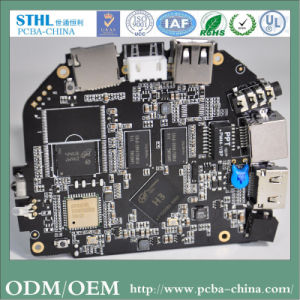 Shenzhen Professional TV Parts PCB Assembly Service pictures & photos