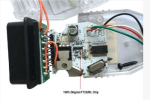 Inpa K+D Can FT232rl Chip Inpa / Ediabas with Switch USB Interface for BMW Car From 1998-2008 pictures & photos