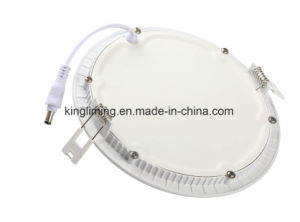 ETL 4inch Ultra Flat LED Panel Light Dimmable 8W LED Ceiling Light IC Rated Fixuture pictures & photos