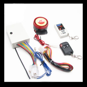 High Quanlity Samhals Universal 12V Two Way Motorcycle Alarm System pictures & photos