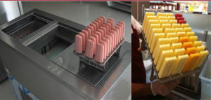 Popsicle Machine with 2mould/6000 PCS Per Day Ice Lolly Machine pictures & photos