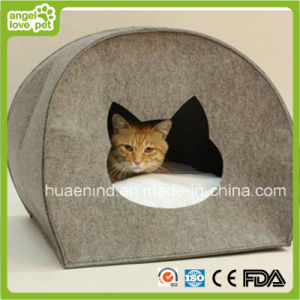 Fashion Felt Cat Cave Pet House pictures & photos
