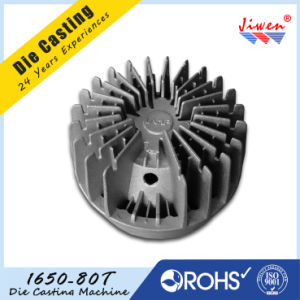 ODM Manufacture Aluminum Die Casting Parts / Aluminum Heat Sink pictures & photos