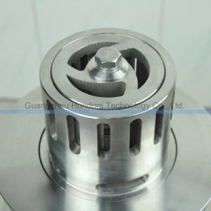 High Shear Homogenizer Bottom Emulsifier Mixer pictures & photos