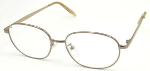 RM17058 Big Frame Metal Reading Glass with AC Lens Unisex Style pictures & photos