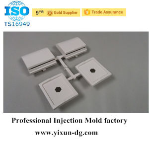 OEM Plastic Injection Mold for Wall Switch Cover pictures & photos