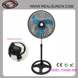 360 Degree Rotating Fans- 18inch Stand Fan with Orbital Function pictures & photos