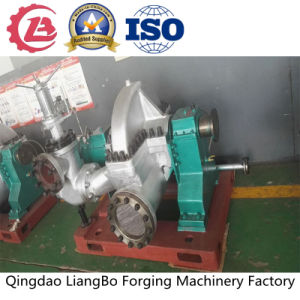 Factory Provide Back Pressure Steam Turbine with High Quality