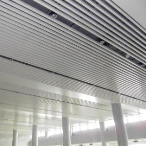 Fashionble Aluminum False Linear U-Shaped Baffle Ceiling pictures & photos