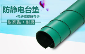 Antistatic Rubber Mat, ESD Table Mat pictures & photos