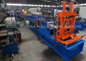 C Steel Roof Profile Roll Forming Machinery pictures & photos