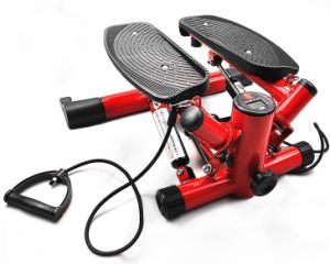 TV Shopping Products Compact Twist Stepper Hydraulic Exercise Stepper
