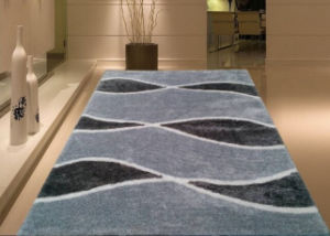 The Flooring with Three-Dimensional Yarn