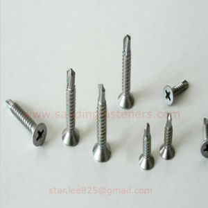 Flat Head Drilling Screws with High Quality pictures & photos
