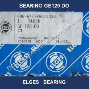 Elges Spherical Plain Bearing Ge120 Do pictures & photos