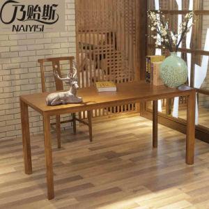 Oak Desk Wooden Solid Wood Desk Furniture D13 pictures & photos