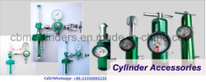 Bestselling Float-Type Medical Oxygen Regulator W/ O2 Humidifier for Oxygen Cylinders pictures & photos