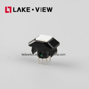Tact Switch Tl2 with Lamp for Audio Products pictures & photos