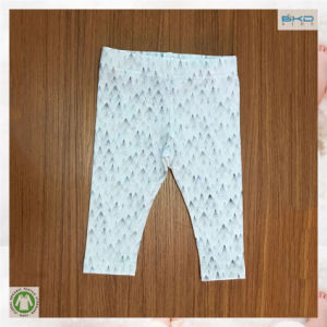 Oeko Standard Baby Clothes Printing Baby Leggings pictures & photos