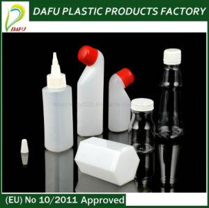 Wholesale 100ml PE Plastic Hexagonal Bottle pictures & photos