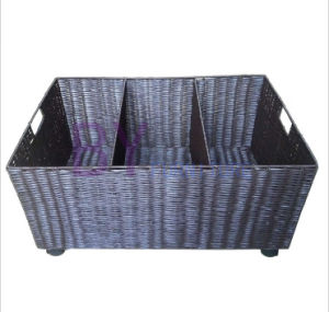 Wholesale Pulley Design Hotel Storage Basket Dirty Clothes Storage Basket pictures & photos