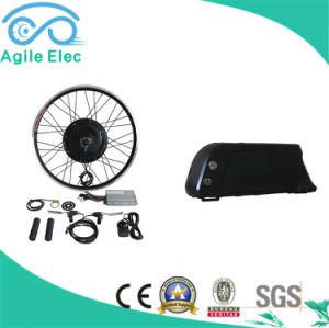 48V 500W Gearless Electric Bike Kit with Lithium Battery pictures & photos