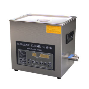 Tense 3L Ultrasonic Cleaner Injector with Ce, RoHS, ISO (TSX-120SS) pictures & photos